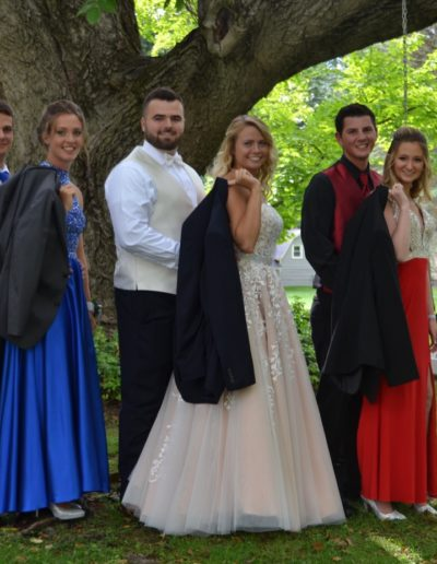 Prom Portraits by Sweet Shots Photography